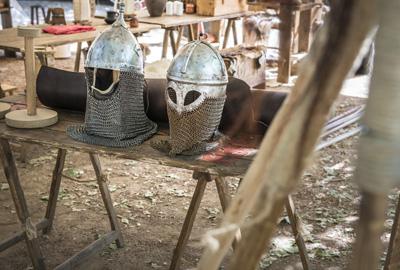 Campamento Cascos